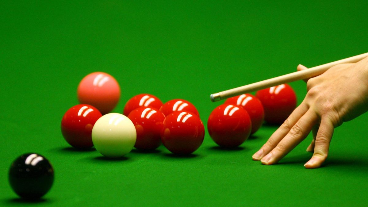 Snooker In House Drawn Pairs