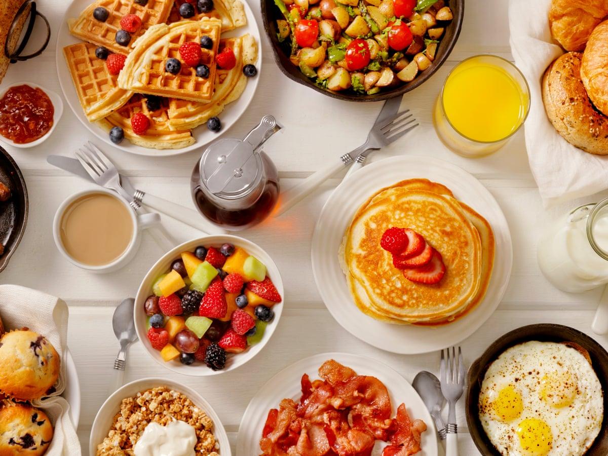 Sunday Breakfast 8am till 10:30am